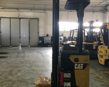 Cat Lift Truck NSR 12N Cat Lift Truck