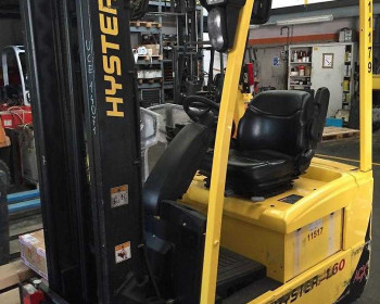 Hyster J 1.60 XMT Hyster