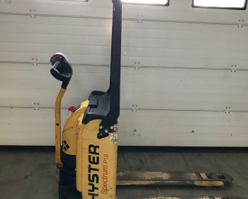 Hyster P1.8 Hyster