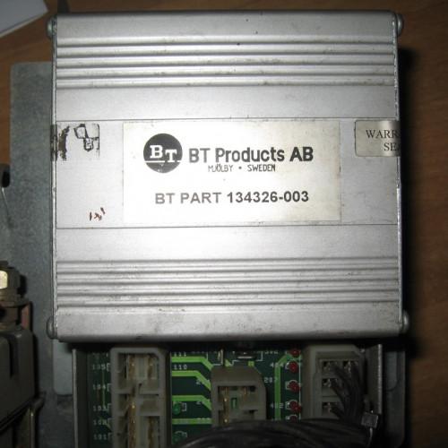 Unita 39 di controllo transpallet bt bt cod re 260 for Unita di capacita per condensatori elettrici