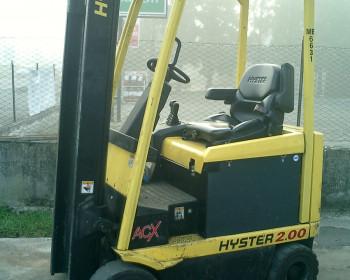 Hyster E2.00 XM Hyster