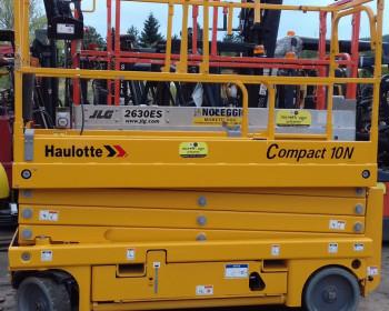 Haulotte Compact 10 N Haulotte