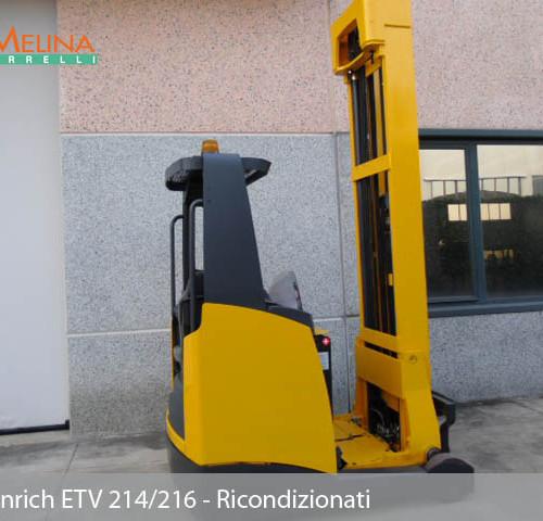 Jungheinrich ETV 214 842DZ