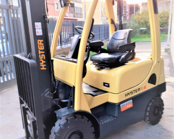 Hyster H1.6FT Hyster