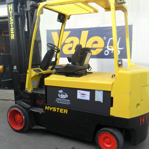 Hyster E5.50XL