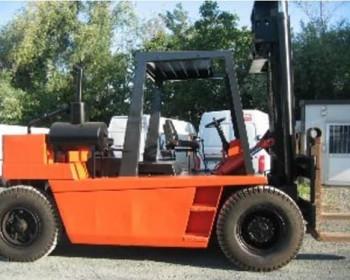 De Antoni  Vendita Muletto usato Diesel De Antoni Dat12 MT.T12HLM0726  De Antoni