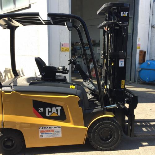 Cat Lift Truck EP25CN