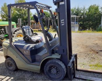 UN Forklift FD25T-JE UN Forklift