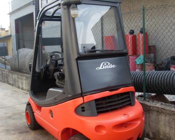 Linde H20D/350-03 Linde