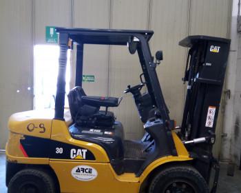 Cat Lift Truck DP30N Cat Lift Truck