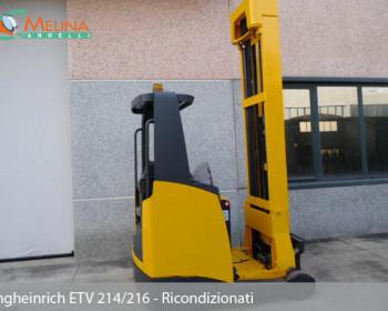 Jungheinrich ETV214 872 DZ Jungheinrich