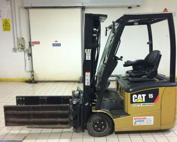 Cat Lift Truck EP15PNT Cat Lift Truck