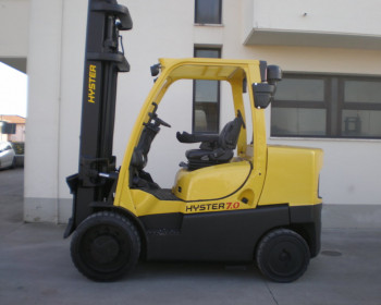 Hyster S7.0FT Hyster