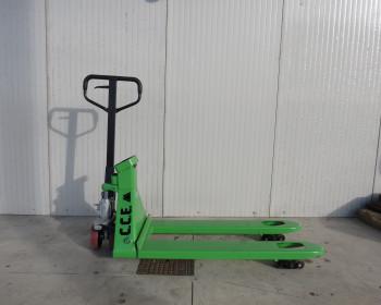 UN Forklift WH25-ES TRANSPALLET PESATORE UN Forklift