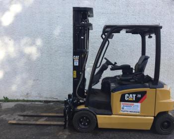 Cat Lift Truck EP20AN Cat Lift Truck