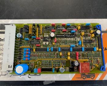 schede NUOVE Pompa STILL R20 Analogico Still