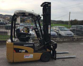 Cat Lift Truck EP18NT Cat Lift Truck