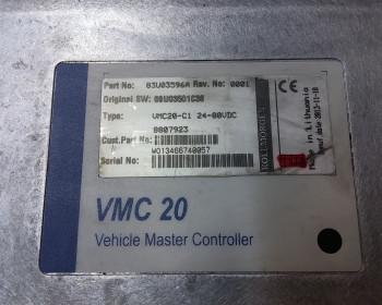 Hyster scheda VMC20-C1  24-80VDC Hyster