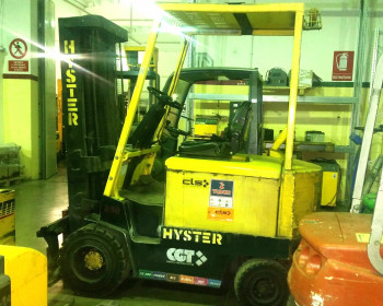 Hyster J2.50XL Hyster