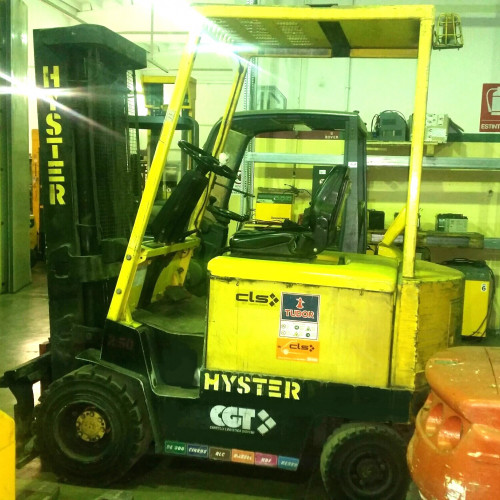 Hyster J2.50XL