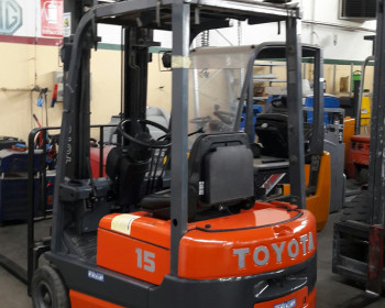 Toyota FBSF15 Toyota