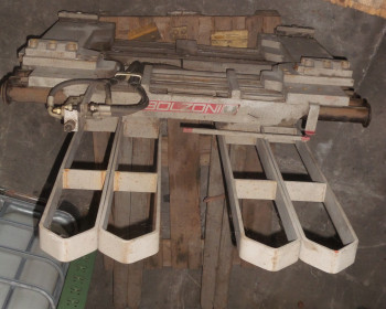 Bolzoni posizionatore forche Bolzoni