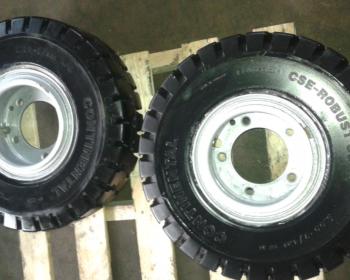 (Non specificato) Coppia coperture con cerchio 600x9 (Non specificato)