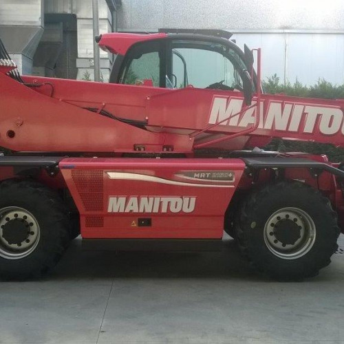 Manitou MRT2150PLUS STAGE4