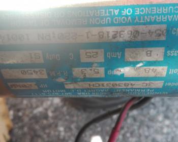 BT 3C  483031CH Motore sterzo BT
