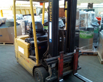 Hyster J1.6 XMT Hyster