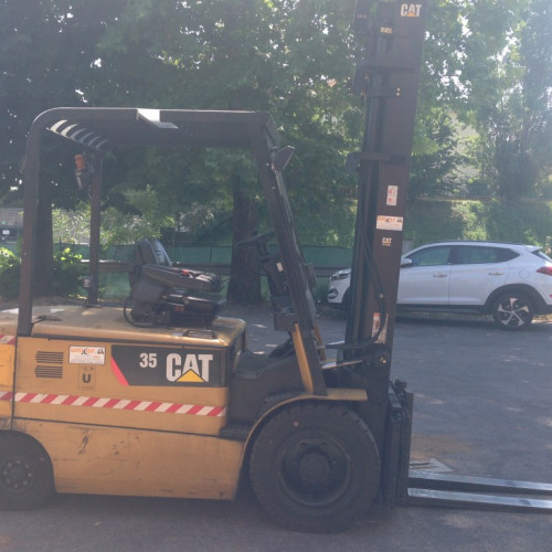 Caterpillar EP35K PAC