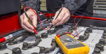 Batterie trazione usate