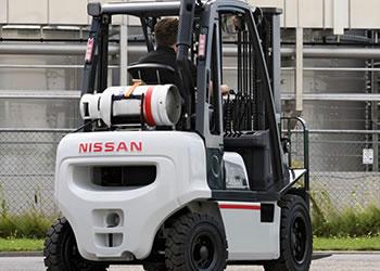 Carrelli elevatori Nissan