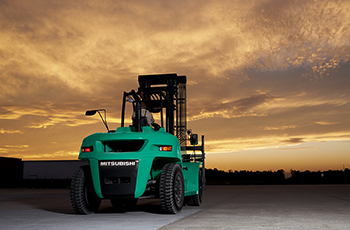 Blog Mitsubishi Forklift