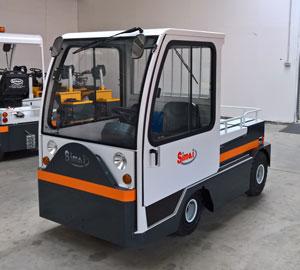 Gamma SIMAI trattori elettrici